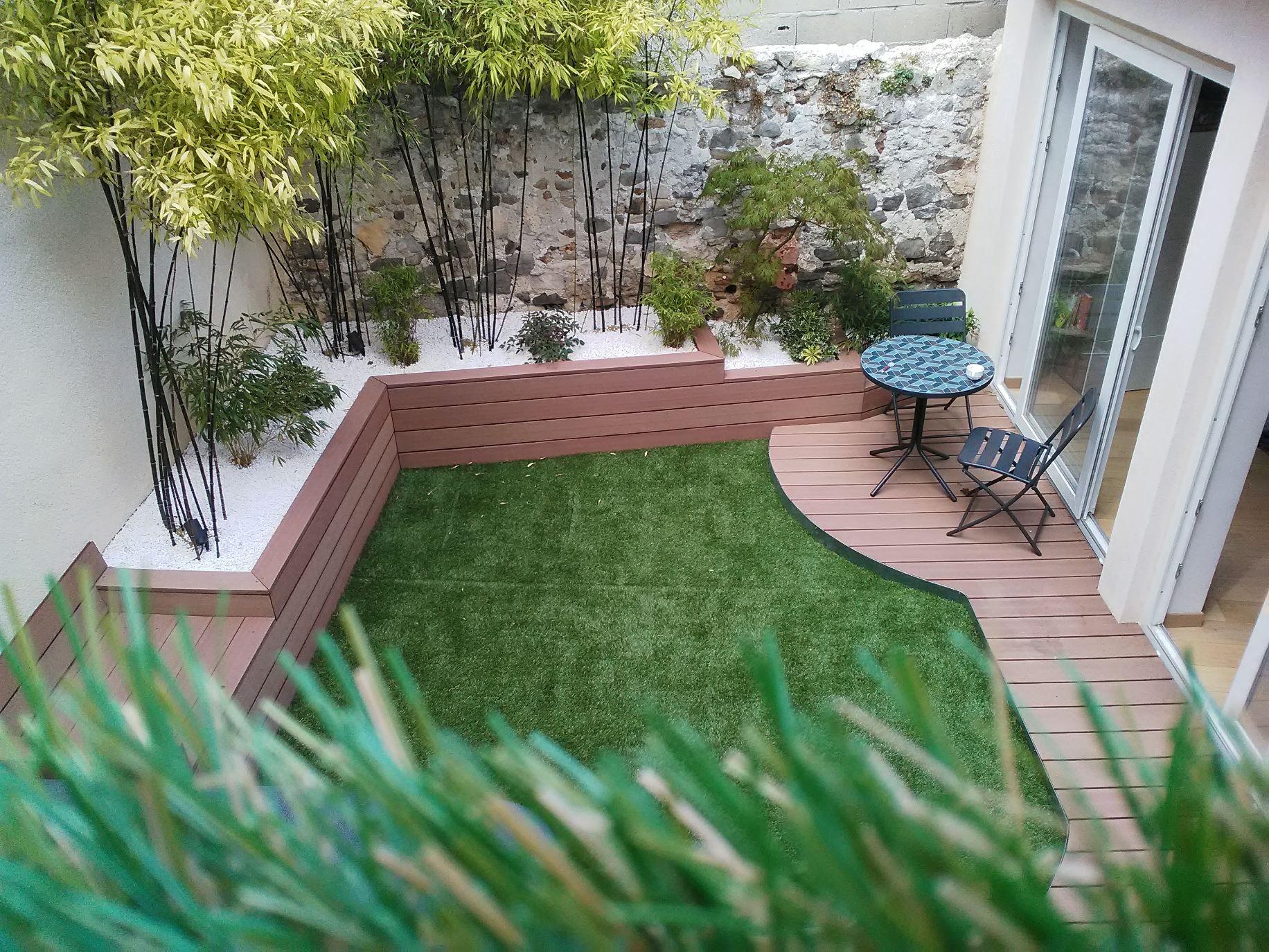 Entretien balcon par un jardinier professionnel
